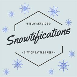 Snowtifications
