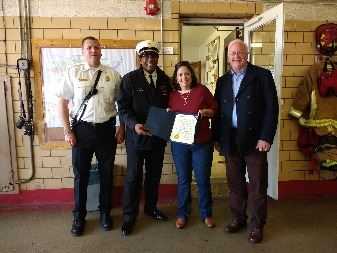 Fire Prevention Week proclamation 2018
