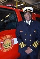 Fire Chief Brian Sturdivant