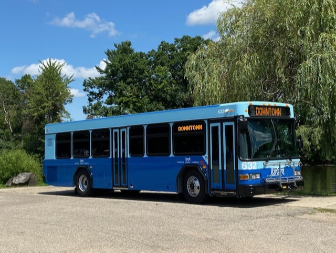 Battle Creek Transit bus 632 2020